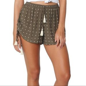 Faithfull The Brand Gypsy High Rise Summer Shorts